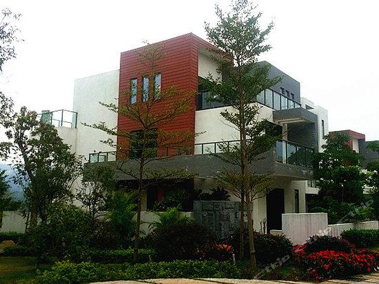 上海源泉居别墅别墅霍更斯广州图片