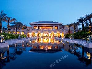 三亚海棠湾康莱德酒店1晚 ,近万达影城、免税店。