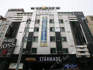水原創星酒店(Starmade Hotel suwon)
