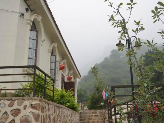 甘露山别墅度假村图片