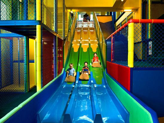 场和儿童探险乐园