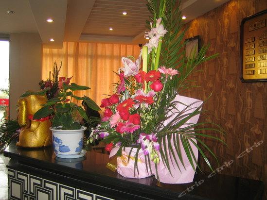 长安镇修川路89号,海宁好旺角宾馆的地址
