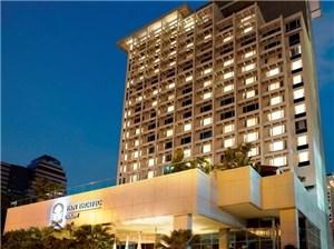 Pan Pacific Orchard Singapore (新加坡烏節泛太平洋酒店)