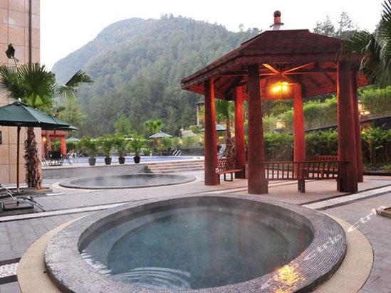 重庆戴斯圣杰温泉酒店; 重庆戴斯圣杰温泉酒店酒店图片_重庆酒店图片