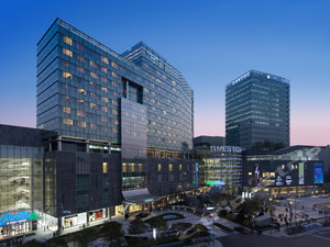 首爾時代廣場萬怡酒店(Courtyard by Marriott Seoul Times Square)