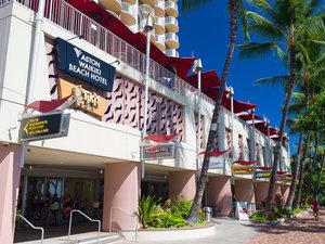 威基基海灘阿斯頓酒店(Aston Waikiki Beach Hotel)