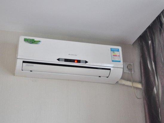 壁式空调手工制作图片