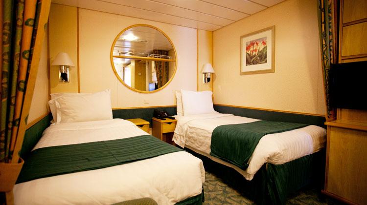 海洋卧室房间设计图5平方米