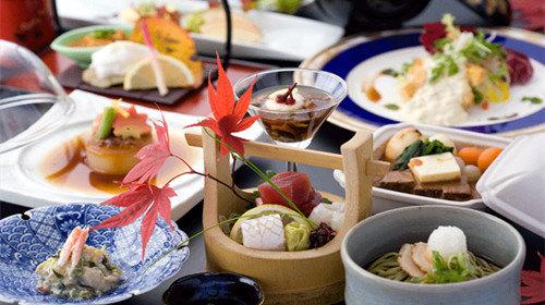 【米其林三星】京都美食和服5天4晚奈良穿之旅品茶道日本世界遗产好美食软件哪个晒图片
