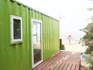 秦皇島箱遇集裝箱式沙灘主題酒店