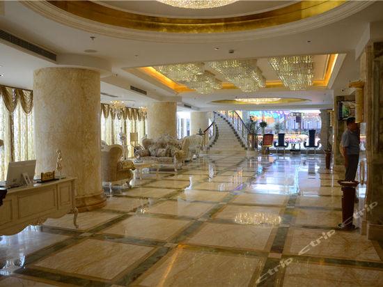 重庆浙渝国际大酒店两房两厅两卫装修图片