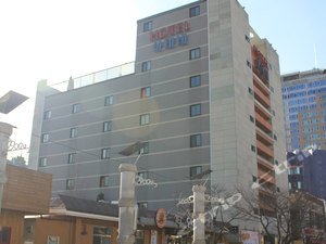 水原雅典娜酒店(Goodstay Athenae Hotel Suwon)