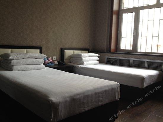 哈尔滨宜家时尚宾馆图片 房间照片 设施图片图片