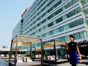 Centara Watergate Pavillion Hotel Bangkok (曼谷盛泰樂水門酒店)