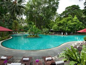 Swissotel Nai Lert Park Bangkok (曼谷奈樂園瑞士酒店)