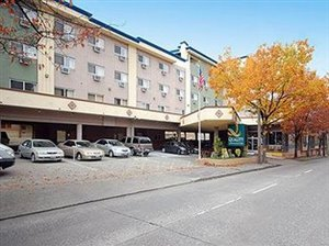 Quality Inn & Suites 西雅圖中心酒店(Quality Inn & Suites Seattle Center)