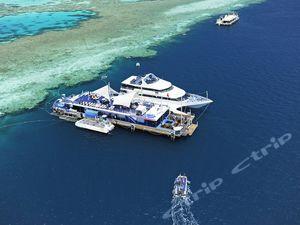 漢密爾頓島珊瑚景酒店(Hamilton Island Reef View Hotel Whitsundays)