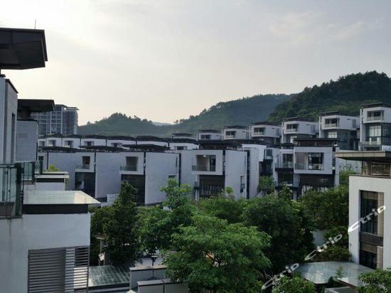 广州从化温泉方圆明月山溪度假别墅