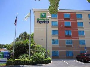 勞德代爾堡會議中心/郵輪智選假日酒店(Holiday Inn Express Ft Lauderdale Conv Ctr Cruise)