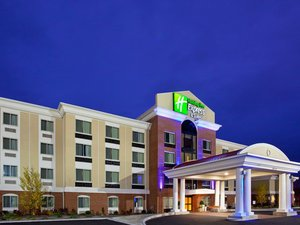 尼亞拉加瀑布智選假日酒店(Holiday Inn Express Hotel & Suites Niagara Falls)