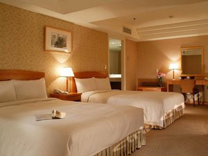 SAN WANT HOTEL(台北神旺大飯店)