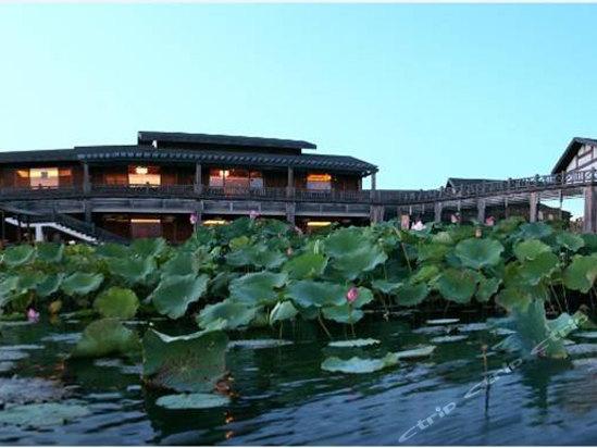 外景 苏州阳澄湖旅游度假区高级酒店 外景