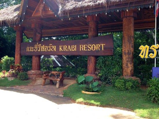 度假村/Krabi Resort (甲米度假村酒店)