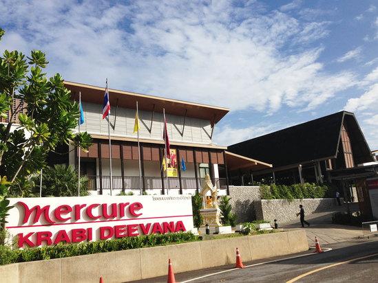 酒店/Mercure Krabi Deevana(甲米蒂瓦娜美居酒店)