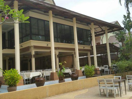度假村/Krabi La Playa Resort (甲米拉帕雅度假村)