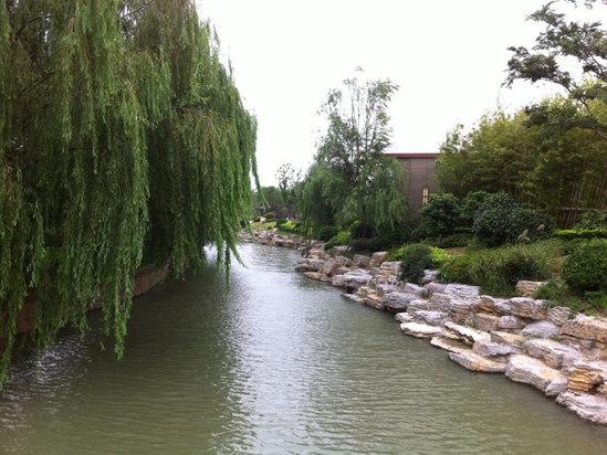 海悦度假村_同里湖度假村旁边的景点 图片合集