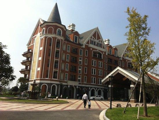 南通林克斯温泉酒店