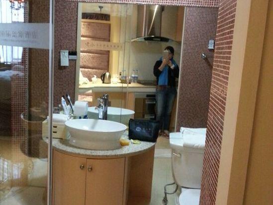 贵阳百灵酒店公寓_