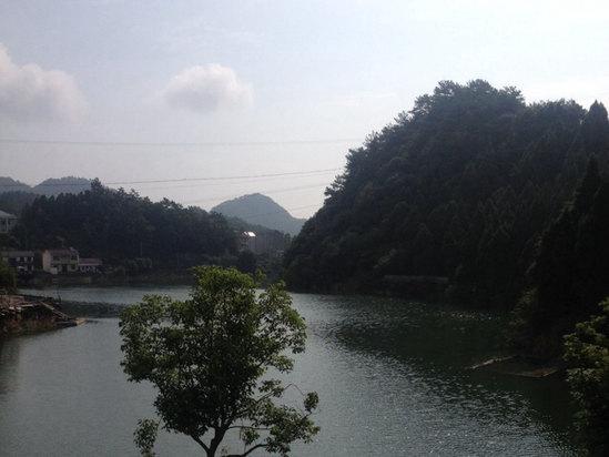 千岛湖老田庄