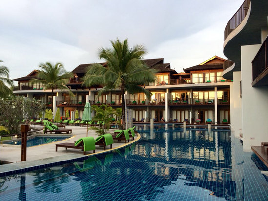 度假村/Holiday Inn Resort KRABI AO NANG BEACH(甲米奧南假日酒店...