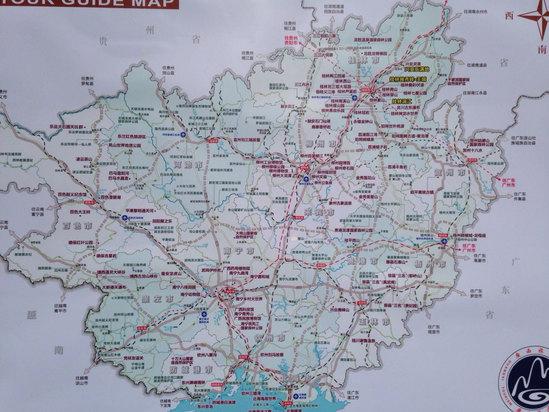 贺州地图乡镇全图