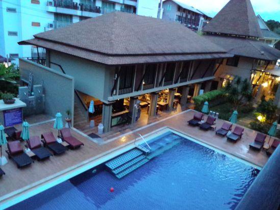度假村/Ananta Burin Resort(安娜塔布里度假村)