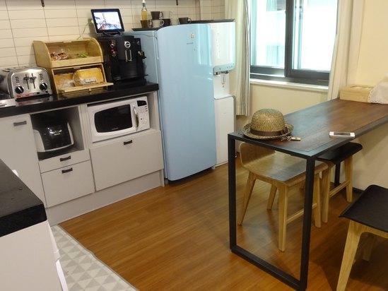 可爱的小厨房