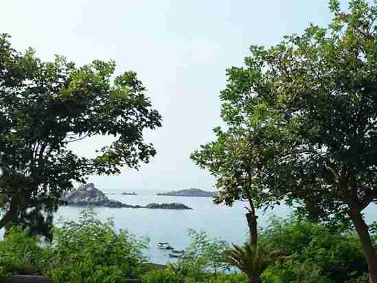 莆田湄洲岛三海湾度假山庄