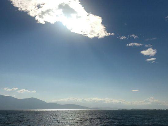 大理洱海月亮岛湖景客栈