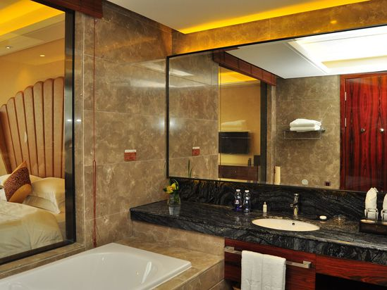 五星级酒店装修厕所