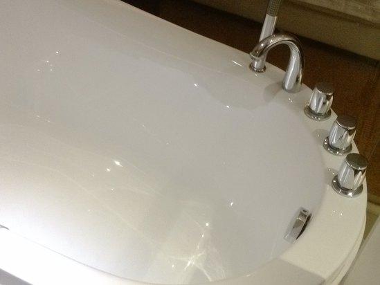 用浴缸泡澡的步骤图