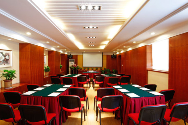 南京国仕达酒店—会议室鱼骨图片