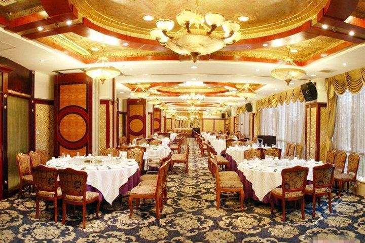 上海格澜国际大酒店—餐厅图片