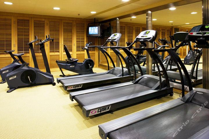 上海红塔豪华精选酒店—健身中心