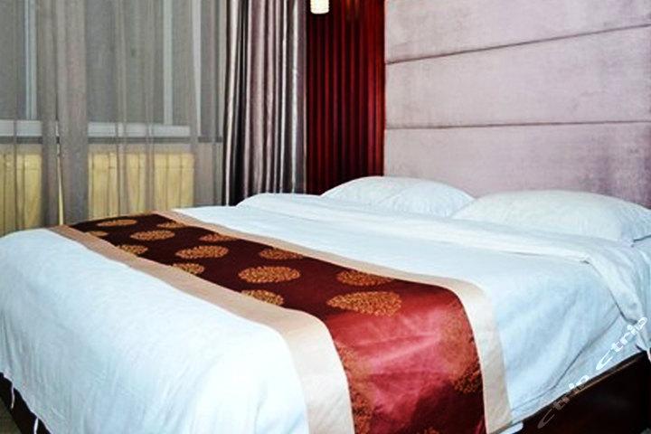 铜川时代名都商务宾馆(大床房)