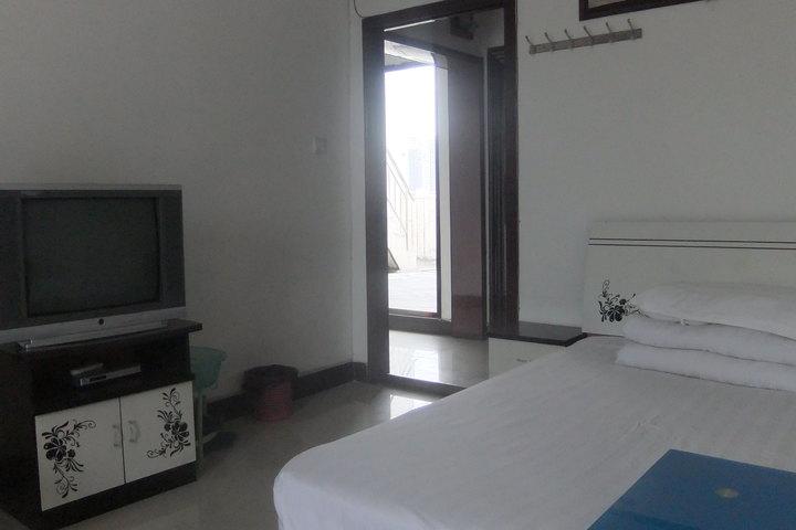 西安宜家客栈 标准大床房 西安酒店团购图片