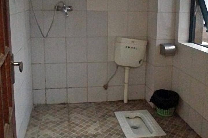 火车厕所使用方法图解