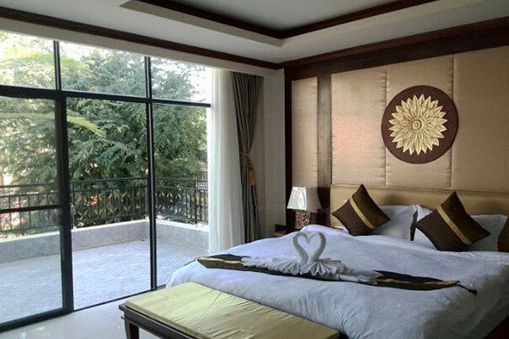 西双版纳菩提岛精品花园酒店—房间一角