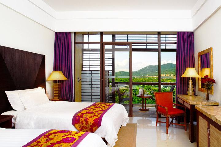 三亚三亚亚龙湾红树林度假酒店尊享三亚亚龙湾红树林