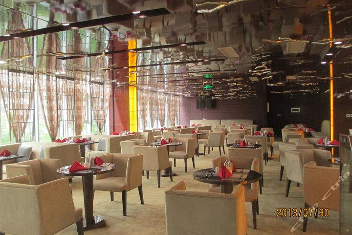 青岛中冶东方梅地亚酒店—咖啡厅